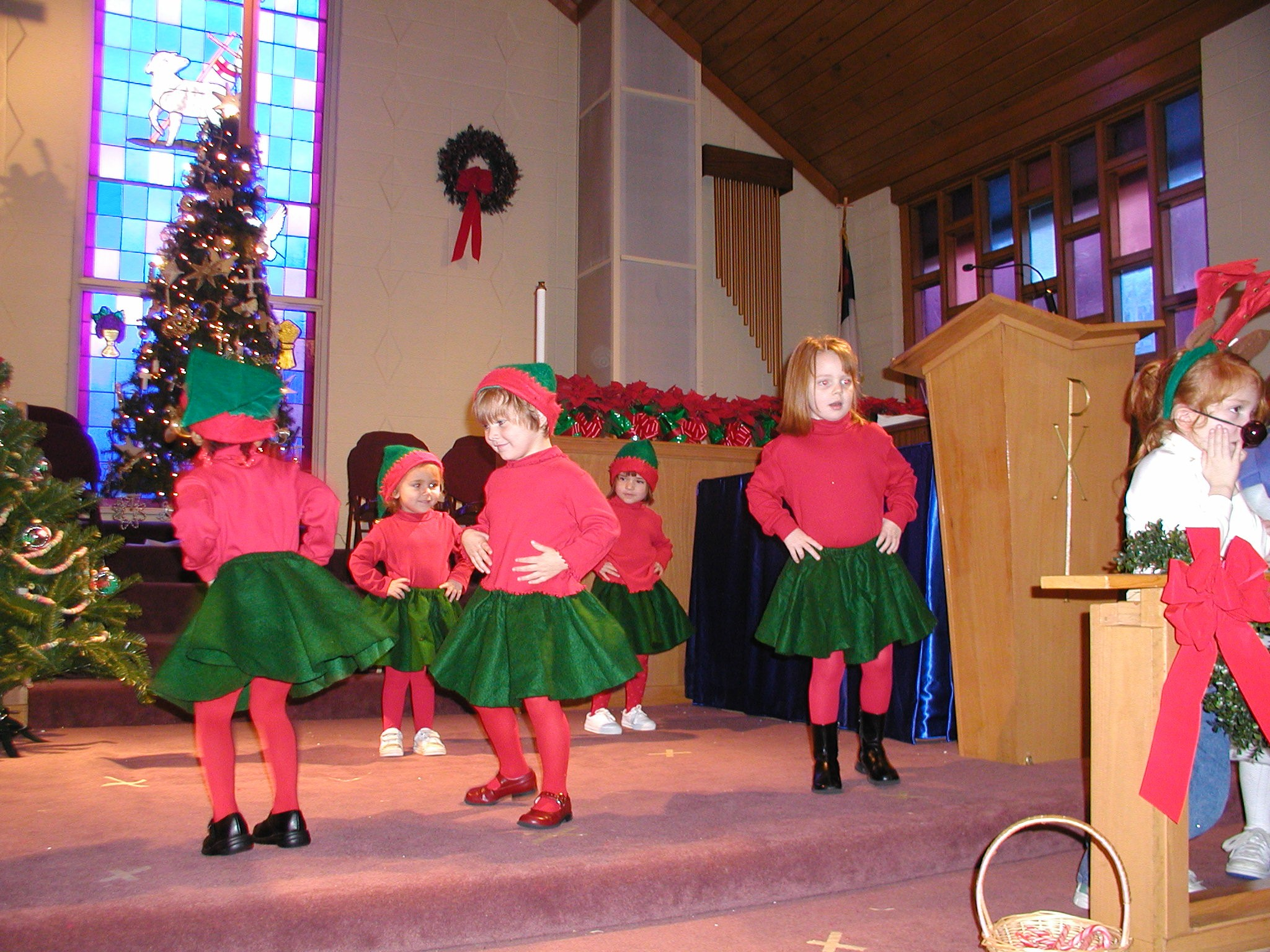 Jingle Bell Dancers