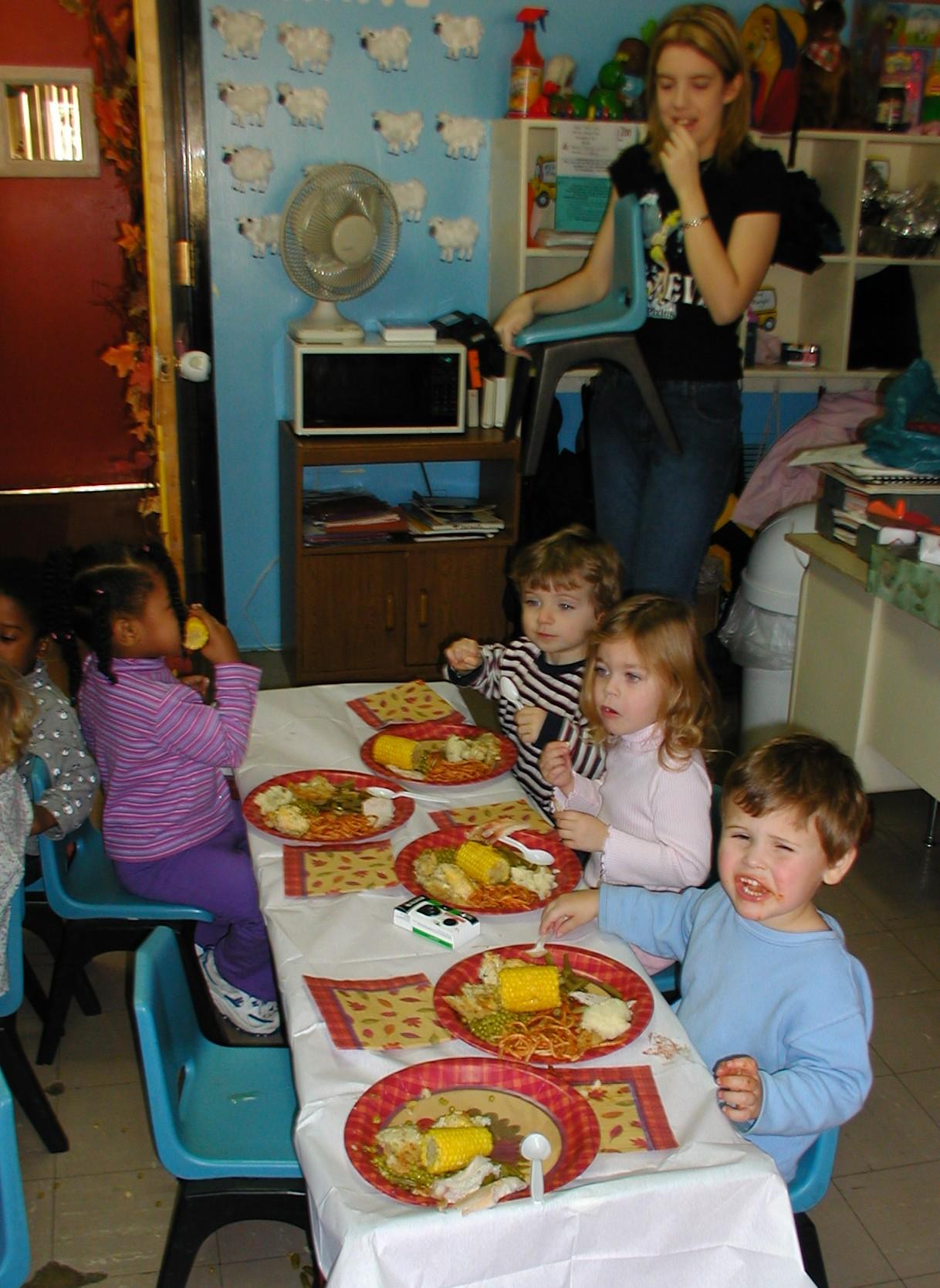 Ms. Shirley's Feast
