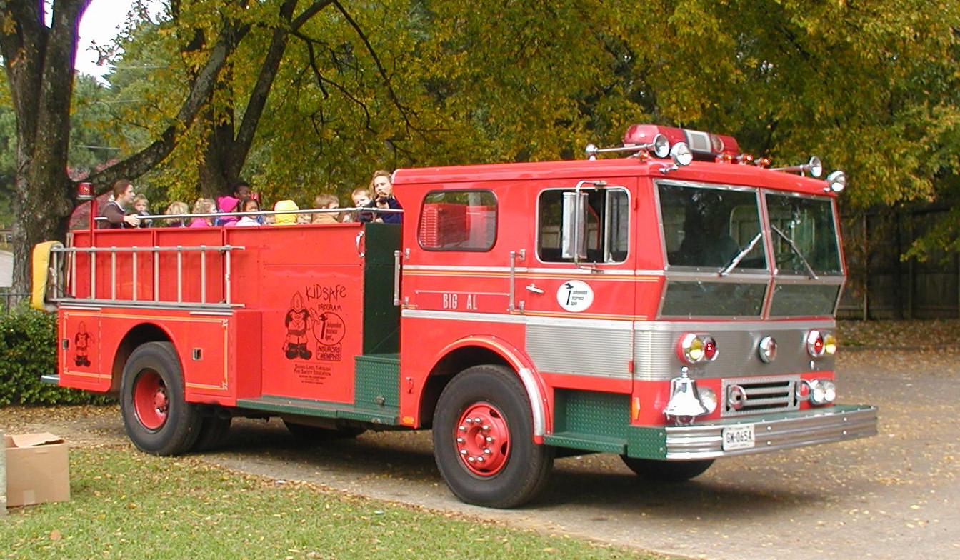 Mr. Major's Fire Truck